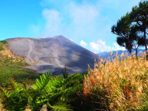 Vanuatu - vulkanisch landschap