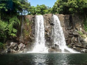 Vanuatu - waterval