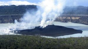 Vanuatu - vulkanische activiteit