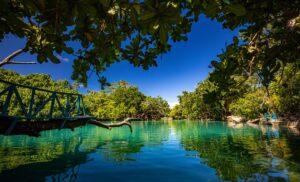 Vanuatu - Blue hole