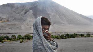Vanuatu - vulkaan