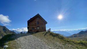Zwitserland - berghut