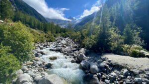 Zwitserland - rivier