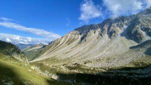 Zwitserland - bergpas