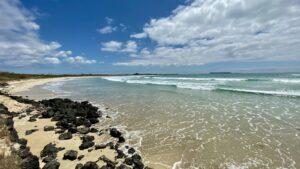 Ecuador - Galápagos - strand