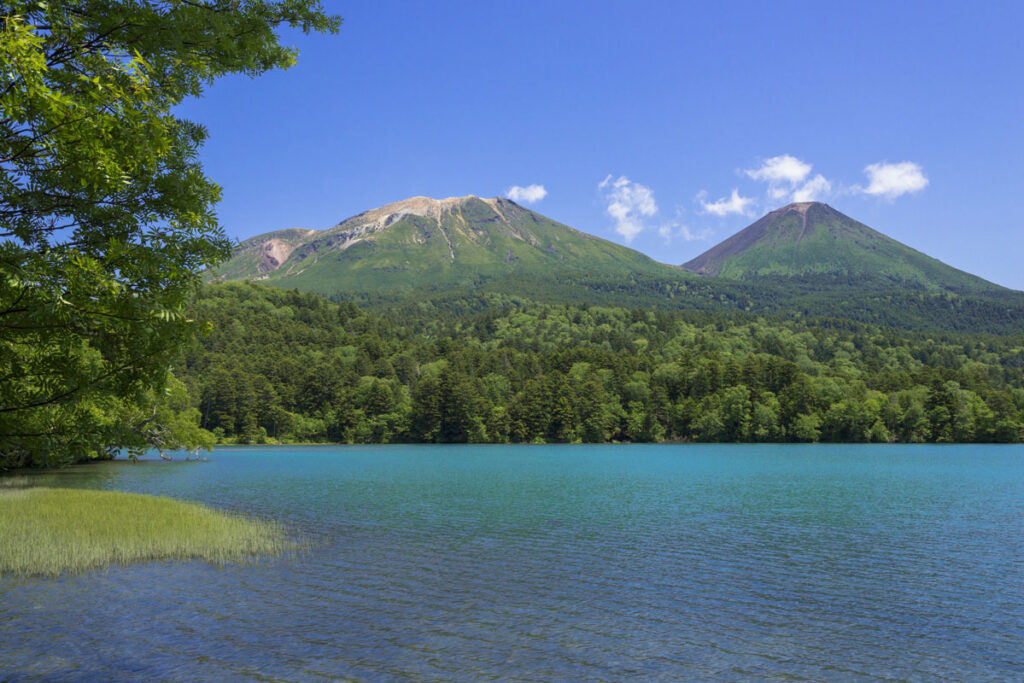 Japan-Hokkaidō - meer