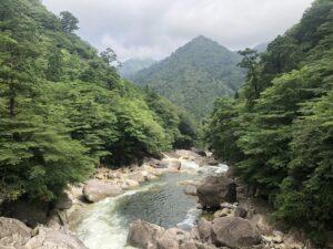Japan-Hokkaidō - rivier