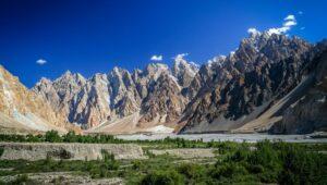 Pakistan K2 trekking - Karakoram gebergte