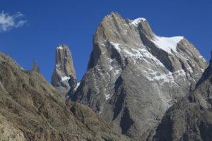 Pakistan K2 trekking - Baltoro torens